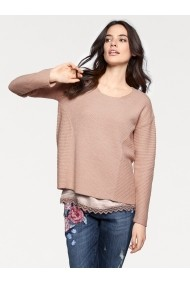 Pulover heine CASUAL 067523 roz