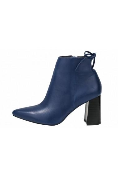 Botine Heine 067820 albastru