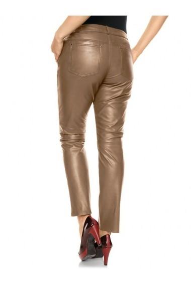 Pantaloni heine TIMELESS 068728 aurii