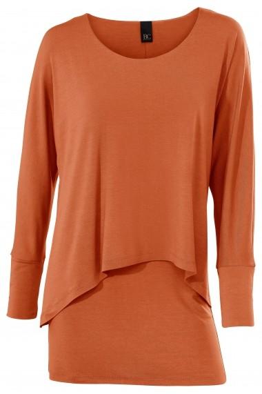 Bluza heine CASUAL 069378 portocalie