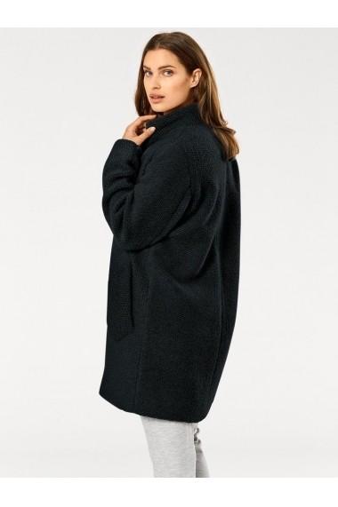 Palton heine CASUAL 070238 negru - els