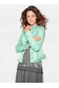 Jacheta din denim heine CASUAL 071721 Verde