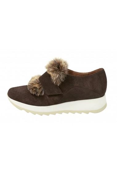 Pantofi sport Heine 072446 maro