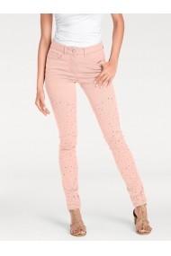 Jeansi skinny mignona heine TIMELESS 073508 roz