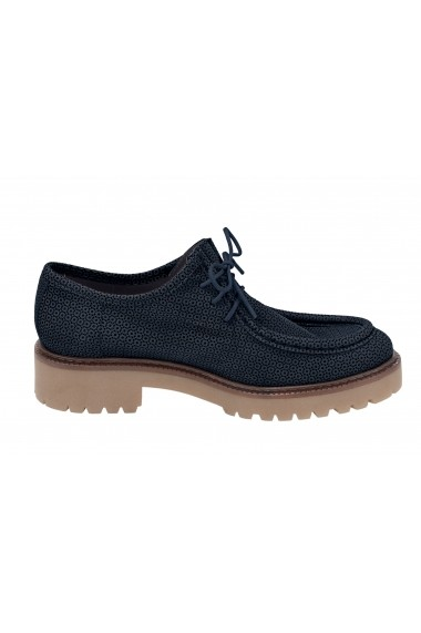 Pantofi Heine 073553 albastru