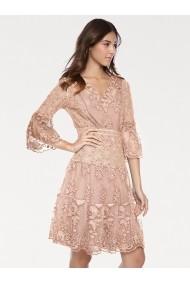 Rochie heine CASUAL 077112 roz