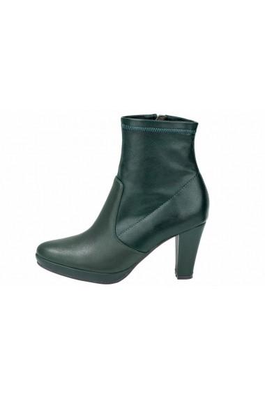 Botine Andrea Conti 077165 verde