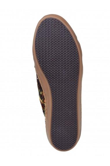 Pantofi sport casual Heine 079578 floral - els