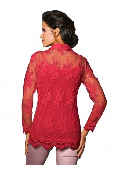 Set bluza si top heine TIMELESS 081426 rosie - els