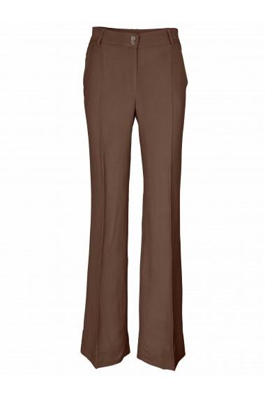 Pantaloni largi heine TIMELESS 082277 maro