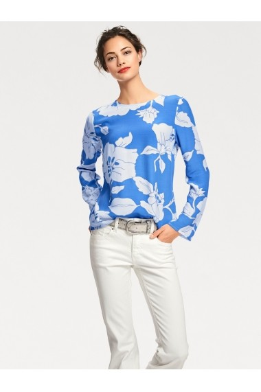 Bluza heine STYLE 088609 albastru - els