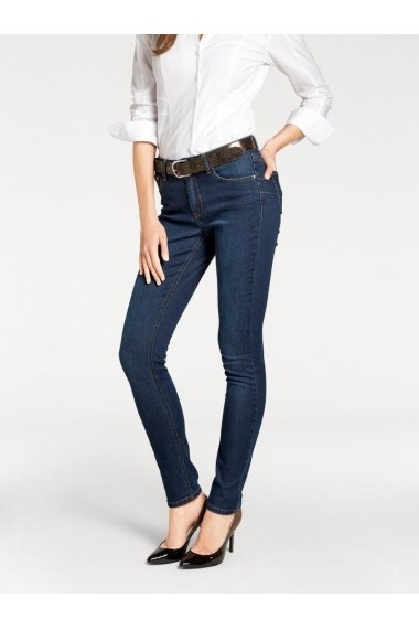 Jeans mignona heine TIMELESS 089203 albastru