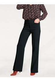 Pantaloni evazati heine TIMELESS 089567 negru