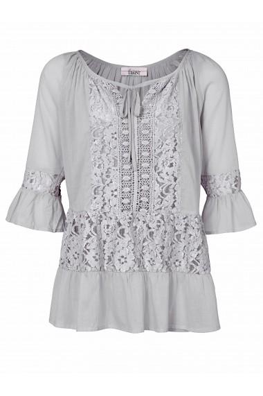 Bluza heine CASUAL 092404 argintiu