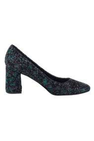 Pantofi cu toc Heine 093641 negru