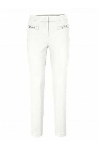 Pantaloni heine TIMELESS 096703 Alb - els