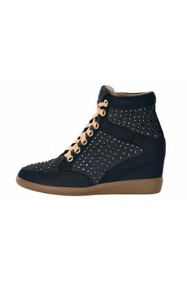 Pantofi sport sport Heine 097299 gri