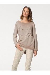 Bluza heine CASUAL 103490 gri-maro