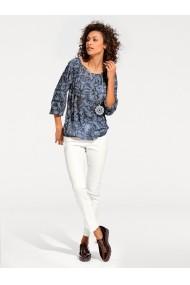Bluza heine CASUAL 104389 albastra