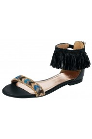 Sandale Heine 131225 negru - els