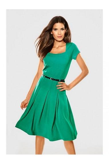 Rochie heine TIMELESS 137363 verde - els