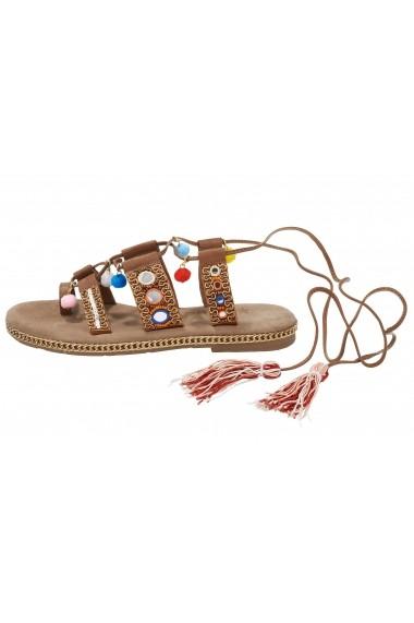 Sandale XYXYX 139451 maro