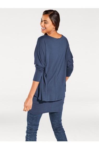 Bluza heine CASUAL 143944 albastru