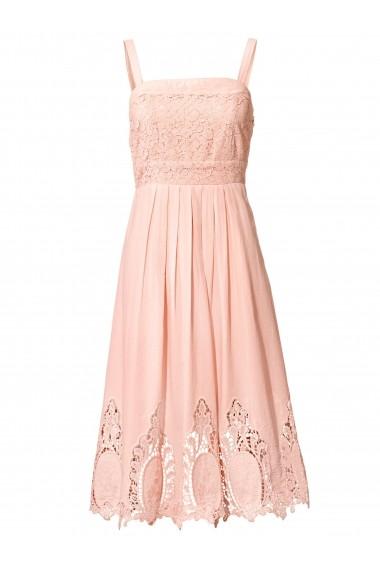 Rochie heine CASUAL 151094 roz - els