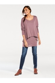 Bluza heine CASUAL 158562 roz