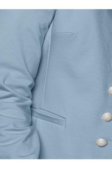 Jacheta heine CASUAL 182362 Bleu - els