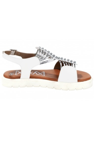 Sandale Xyxyx 194842 alb