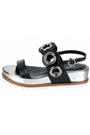 Sandale Heine 21814156 negru
