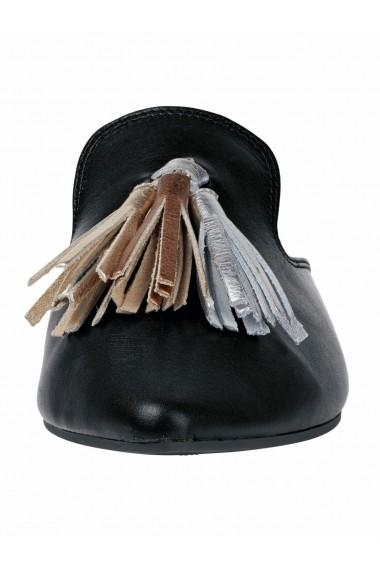 Papuci Heine 22588551 negru - els