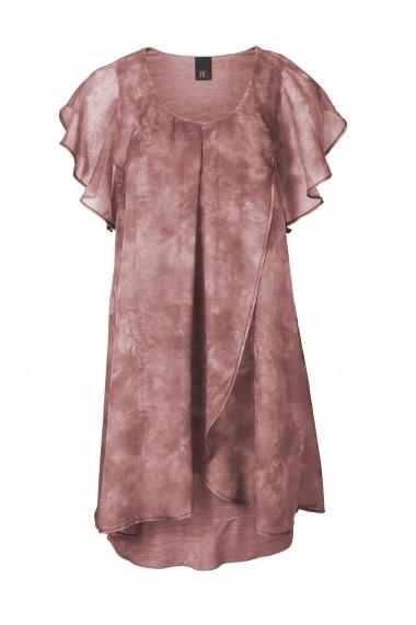 Rochie heine CASUAL 24103852 rosu - els