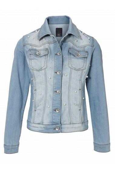 Jacheta din denim heine CASUAL 30046167 albastru