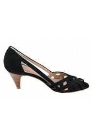 Pantofi Heine 30958239 negru