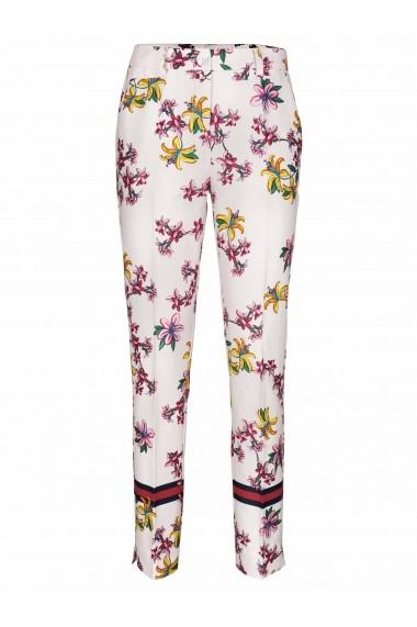 Pantaloni heine TIMELESS 31564152 Alb - els