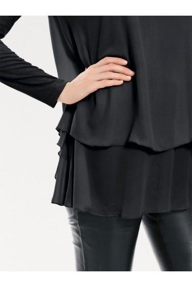 Bluza heine CASUAL 31684261 neagra - els