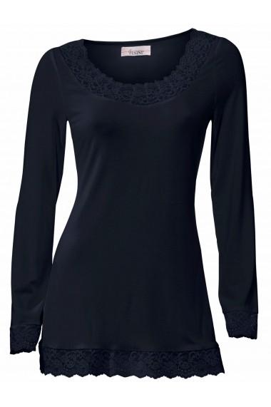 Bluza heine CASUAL 36495636 bleumarin - els