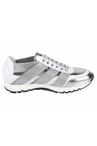 Pantofi sport casual Heine 38770143 Alb