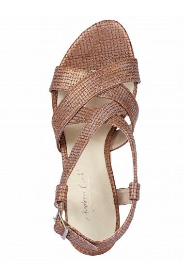 Sandale Andrea Conti 43298600 Argintiu