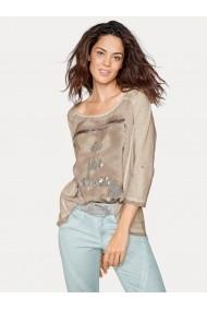 Bluza heine CASUAL 48391124 gri-bej