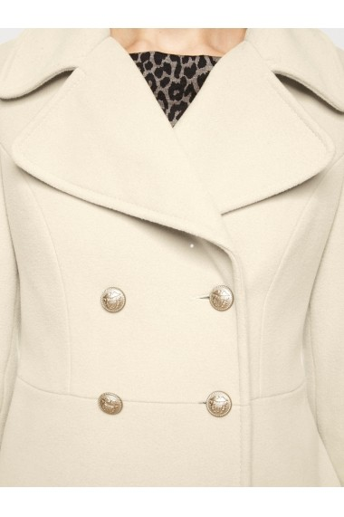 Palton heine STYLE 48775302 ecru - els
