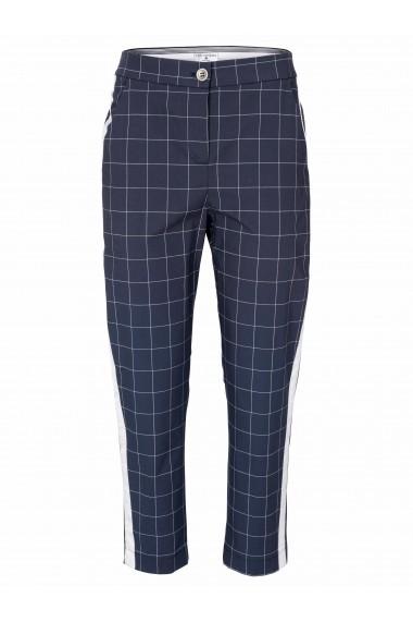 Pantaloni drepti heine STYLE 50997654 albastru