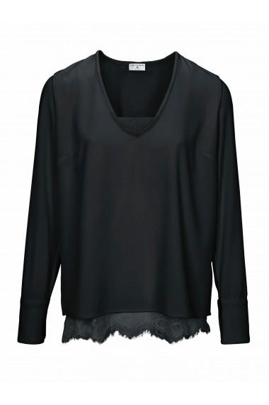 Bluza heine STYLE 52230830 negru - els