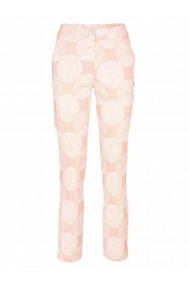 Pantaloni slim heine STYLE 52393212 roz