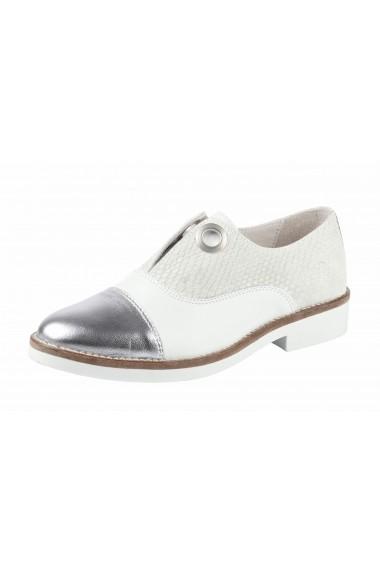Pantofi Heine 58361208 Argintiu - els