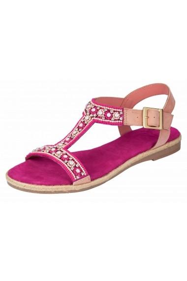 Sandale plate Xyxyx 59913963 roz