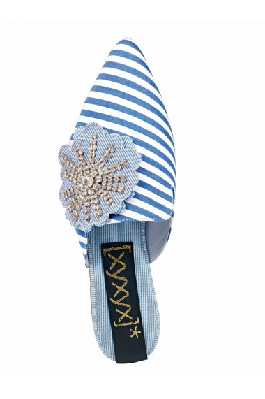 Saboti Xyxyx 60312415 albastru