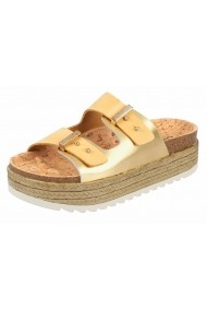 Papuci Bio Step 63298914 Auriu